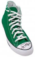 Larry Bird Signed Converse All-Star Chuck Taylor Hightop Shoe (JSA Hologram & Bird Hologram) at PristineAuction.com