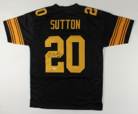 Cameron Sutton Signed Jersey (JSA COA) at PristineAuction.com