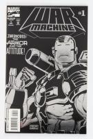 "1994 ""War Machine"" Issue #1 Marvel Comic Book (See Description) at PristineAuction.com"