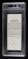 Mike Tyson Signed Boxing Match Ticket (PSA Encapsulated) at PristineAuction.com