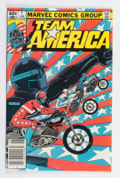 """Team America"" Issue #1 Marvel Comic Book at PristineAuction.com"