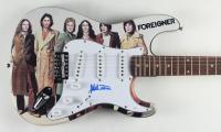 "Mick Jones Signed ""Foreigner"" Custom 39"" Electric Guitar (JSA COA) at PristineAuction.com"