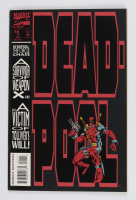 """""""Deadpool"""" Direct Edition Issue #1 Marvel Comic Book at PristineAuction.com"""
