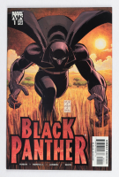 """2005 """"Black Panther"""" Issue #1 Marvel Comic Book at PristineAuction.com"""