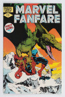 """1982 """"Marvel Fanfare"""" Issue #1 Marvel Comic Book at PristineAuction.com"""
