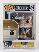 "Rudy Ruettiger Signed ""Rudy"" #699 Rudy Funko Pop! Vinyl Figure (JSA COA) at PristineAuction.com"