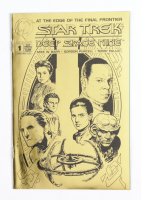"""1993 LE """"Star Trek: Deep Space Nine"""" Issue #1 Marvel Comic Book at PristineAuction.com"""