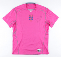 Tim Tebow Signed Mets Shirt (Tebow COA) at PristineAuction.com