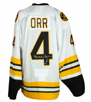 Bobby Orr Signed Bruins Jersey (Bobby Orr COA) at PristineAuction.com