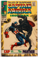"""1968 """"Tales of Suspense"""" Issue #98 Marvel Comic Book (See Description) at PristineAuction.com"""