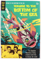 """1964 """"Voyage to the Bottom of the Sea"""" Issue #14 Gold Key Comic Book at PristineAuction.com"""