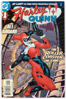 """2000 """"Harley Quinn"""" Issue #1 DC Comic Book at PristineAuction.com"""
