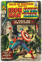 """1965 """"Tales of Suspense"""" Issue #70 Marvel Comic Book (See Description) at PristineAuction.com"""