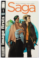 "2012 ""Saga"" Issue #1 Image Comic Book at PristineAuction.com"