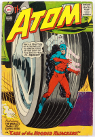 """1965 """"The Atom"""" Issue #17 DC Comic Book (See Description) at PristineAuction.com"""