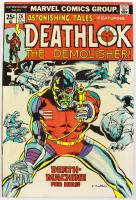 "1974 ""Deathlok"" Issue #26 Marvel Comic Book at PristineAuction.com"