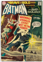 """1970 """"The Brave and the Bold"""" Issue #92 DC Comic Book (See Description) at PristineAuction.com"""