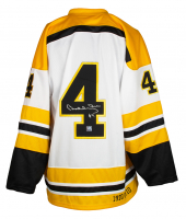 Bobby Orr Twice-Signed Jersey (Bobby Orr COA) at PristineAuction.com