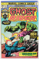 """1975 """"Ghost Rider"""" Issue #11 Marvel Comic Book (See Description) at PristineAuction.com"""