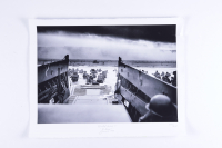 """Historical Photo Archive - World War II """"D-Day"""" Limited Edition 17x22 Fine Art Giclee on Paper #310/375 at PristineAuction.com"""