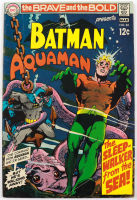 """1969 """"The Brave and the Bold"""" Issue #82 DC Comic Book at PristineAuction.com"""