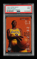 Kobe Bryant 1996-97 Upper Deck Rookie Exclusives #R10 RC (PSA 9) at PristineAuction.com
