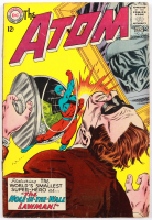 """1965 """"The Atom"""" Issue #18 DC Comic Book (See Description) at PristineAuction.com"""