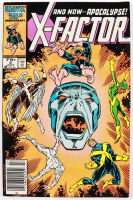 """1986 """"X-Factor"""" Issue #6 Marvel Comic Book at PristineAuction.com"""