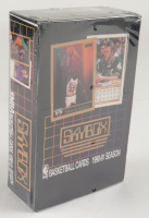 1990 / 91 Skybox Series 1 Basketball Wax Box with (36) Packs at PristineAuction.com
