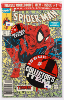"""1991 """"Spider-Man"""" Issue #1 Marvel Comic Book at PristineAuction.com"""