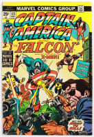 "1974 ""Captain America and the Falcon"" Issue #173 Marvel Comic Book (See Description) at PristineAuction.com"