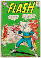 """1965 """"The Flash"""" Issue #150 DC Comic Book (See Description) at PristineAuction.com"""