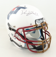 David Johnson Signed Full-Size Authentic On-Field Helmet (Beckett COA) (See Description) at PristineAuction.com