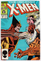 """1987 """"The Uncanny X-Men"""" Issue #222 Marvel Comic Book at PristineAuction.com"""
