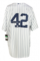 """Mariano Rivera Signed Yankees Jersey Inscribed """"5x W.S. Champs"""" (JSA COA) at PristineAuction.com"""