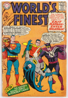 """1966 """"World's Finest"""" Issue #155 DC Comic Book (See Description) at PristineAuction.com"""