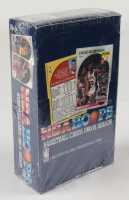 1990 / 91 NBA Hoops Basketball Wax Box with (36) Packs at PristineAuction.com