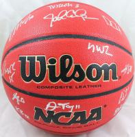 2021 Kentucky Wildcats NCAA Basketball Team-Signed by (12) with John Calipari, Daimion Collins, Tyty Washington, Davion Mintz (Beckett Hologram) at PristineAuction.com