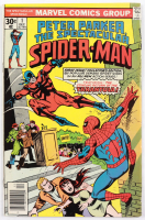 """1976 """"Peter Parker, The Spectacular Spider-Man"""" Issue #1 Marvel Comic Book (See Description) at PristineAuction.com"""