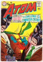"""1965 """"The Atom"""" Issue #20 DC Comic Book (See Description) at PristineAuction.com"""