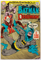 """1969 """"The Brave and the Bold"""" Issue #86 DC Comic Book (See Description) at PristineAuction.com"""