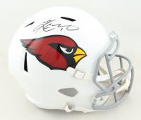 Kyler Murray Signed Cardinals Full-Size Speed Helmet (Beckett COA) at PristineAuction.com