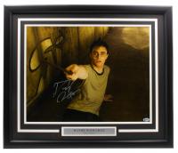 "Daniel Radcliffe Signed ""Harry Potter"" 16x20 Custom Framed Photo Display (Beckett Hologram) at PristineAuction.com"