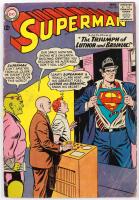 "1964 ""Superman"" Issue #173 DC Comic Book (See Description) at PristineAuction.com"