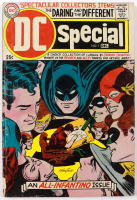 """1968 """"The Daring and the Different DC Special"""" Issue #1 DC Comic Book (See Description) at PristineAuction.com"""