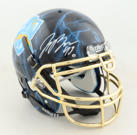 Joey Bosa Signed Full-Size Authentic On-Field Hydro Dipped Vengeance Helmet (JSA COA) at PristineAuction.com