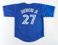 Vladimir Guerrero Jr. Signed Jersey (Beckett Hologram) at PristineAuction.com
