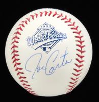 Joe Carter Signed 1993 World Series Baseball (JSA COA) at PristineAuction.com