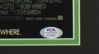 "Kevin Eastman Signed ""Teenage Mutant Ninja Turtles"" 11x14 Custom Framed Poster Display (PSA COA) at PristineAuction.com"