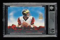 Tom Brady 2000 Crown Royale Rookie Royalty #2 (BGS 8.5) at PristineAuction.com